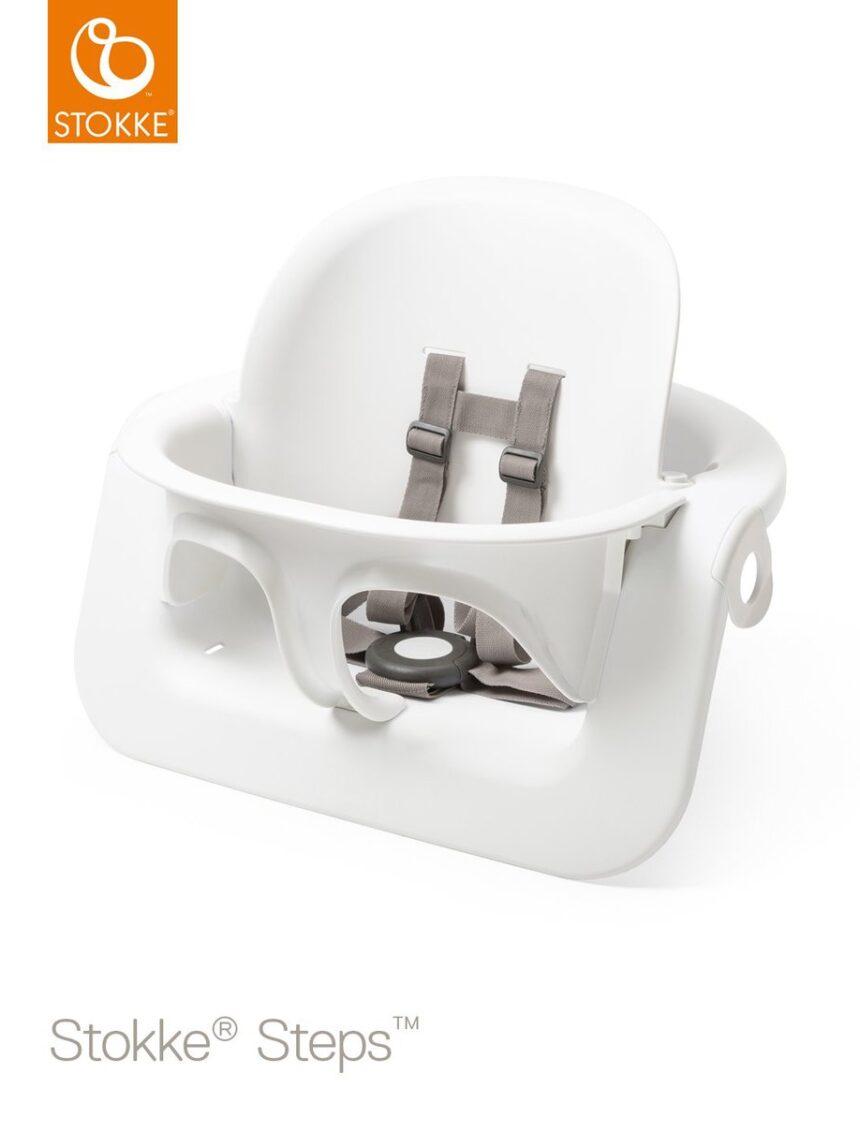 Conjunto para bebês stokke® steps ™ - branco - Stokke