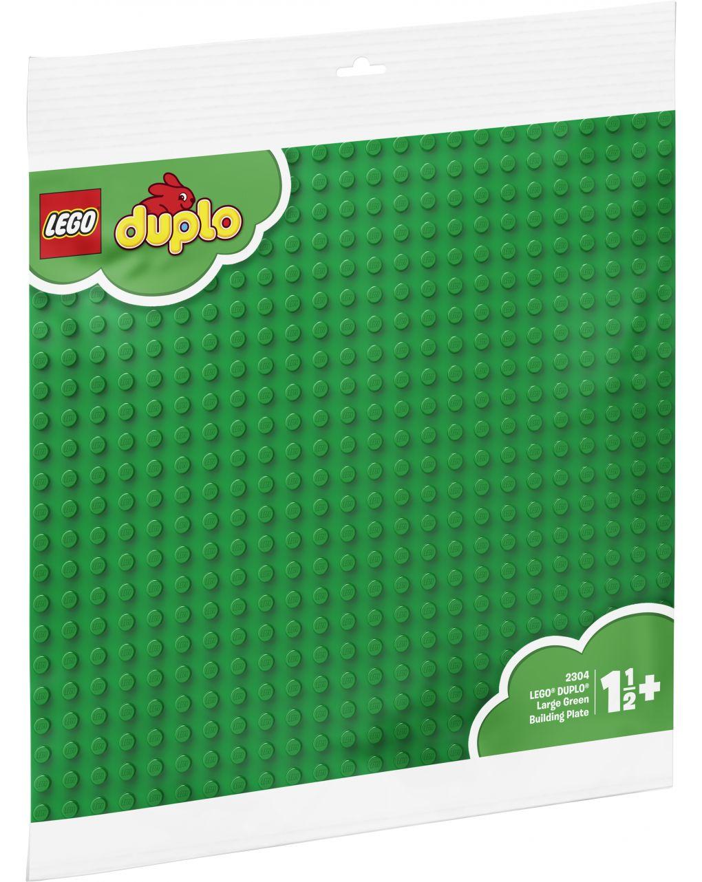 Duplo - base verde lego®  - 2304 - LEGO Duplo