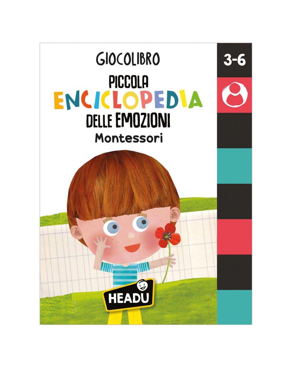 Headu - playbook pequena enciclopédia de emoções - Headu