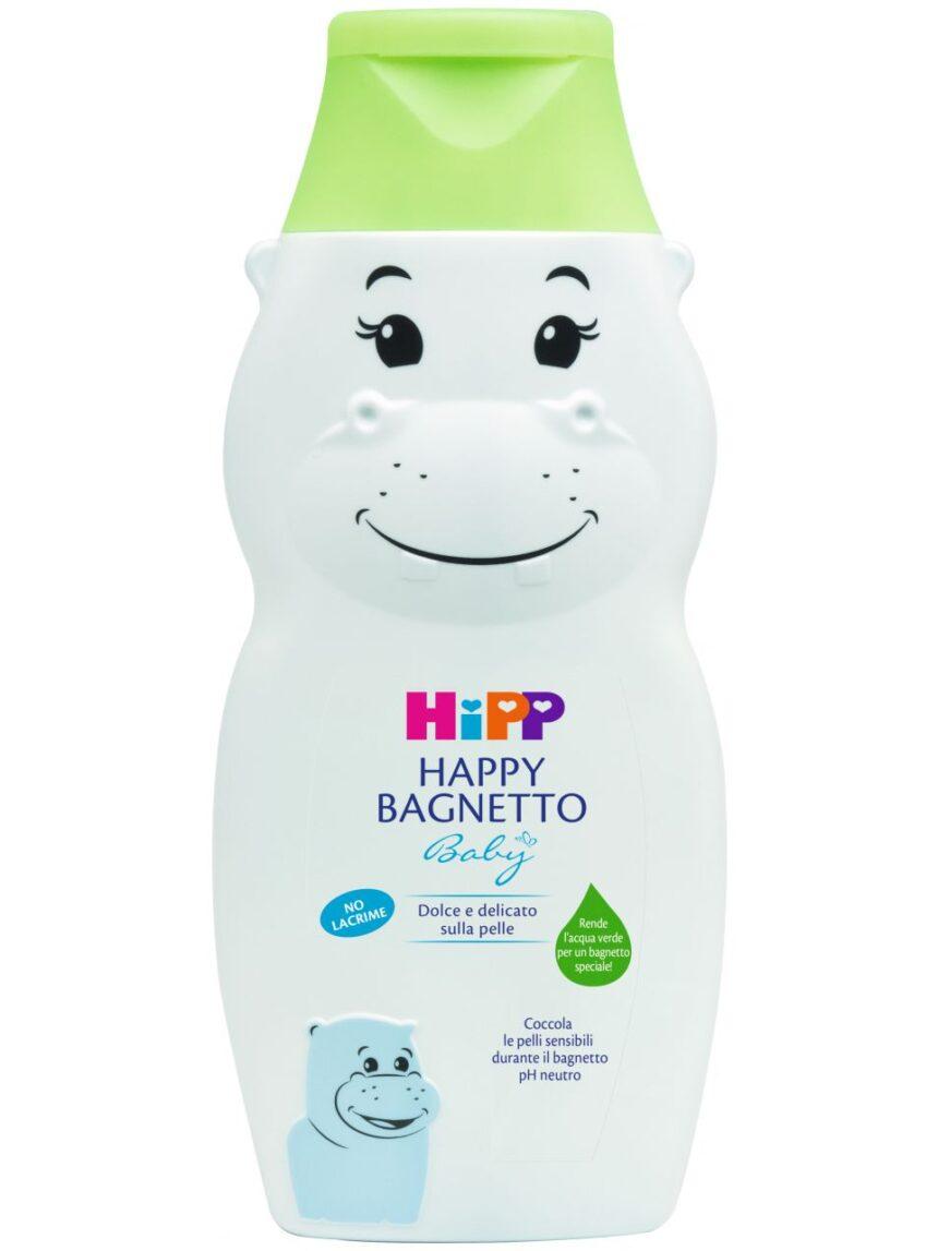 Banho de hipopótamo feliz 300 ml - Hipp