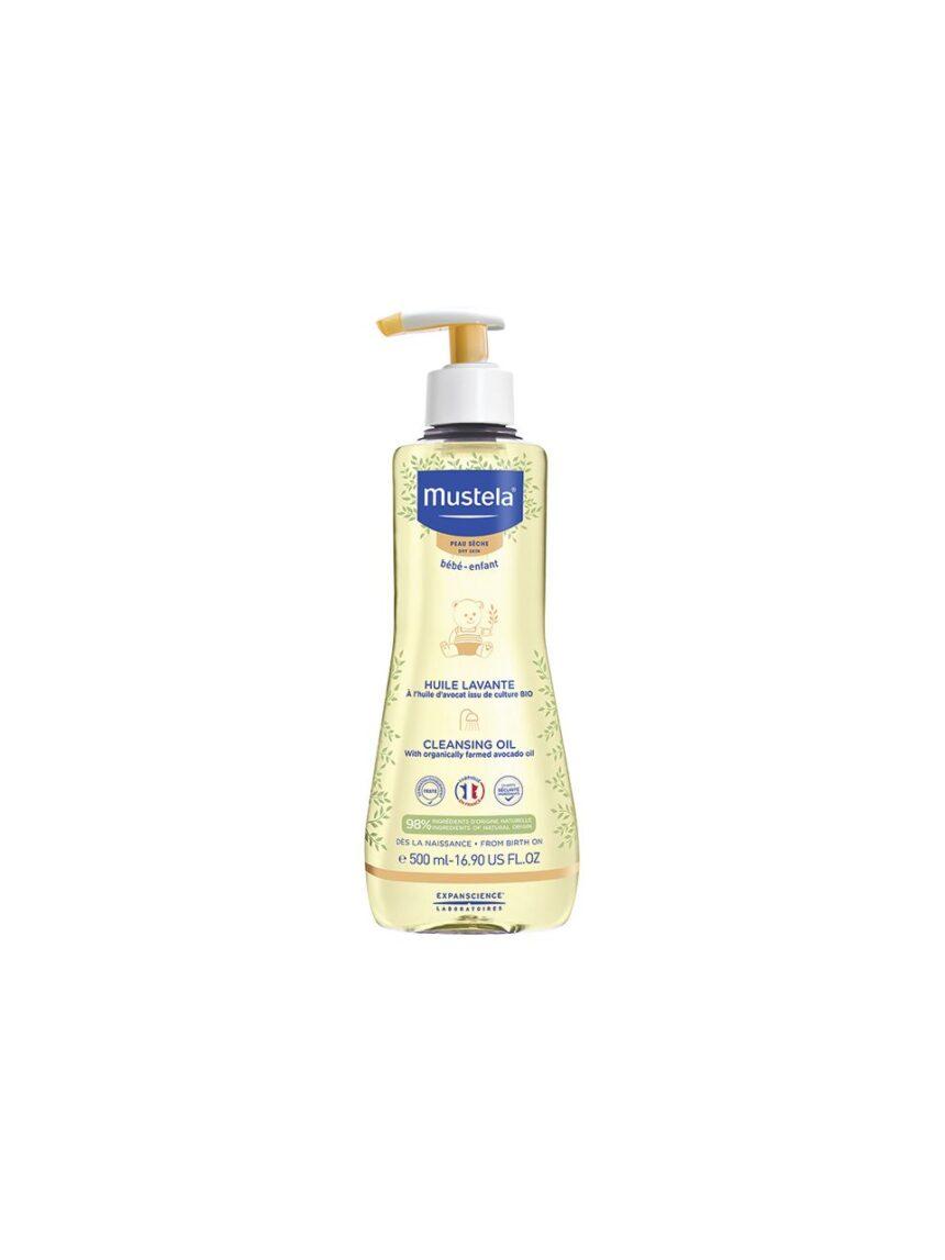 óleo de banho 500ml - Mustela