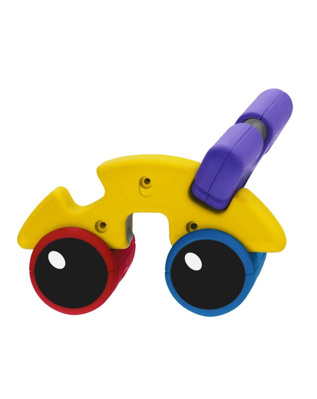 Chicco - formas e juntas 2 em 1 bola de construção - Chicco