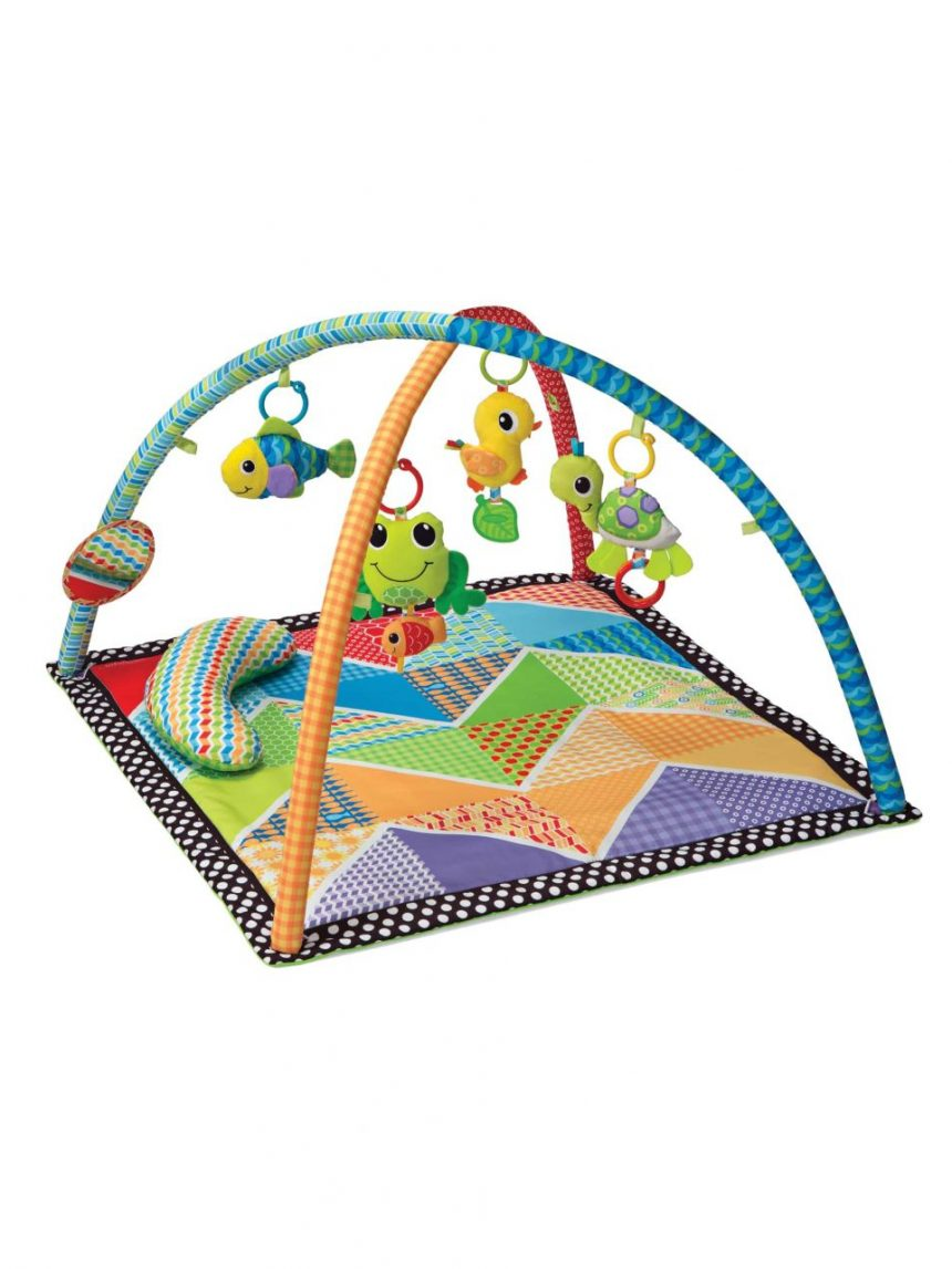 Infantino - ginásio e tapete de jogo - Infantino