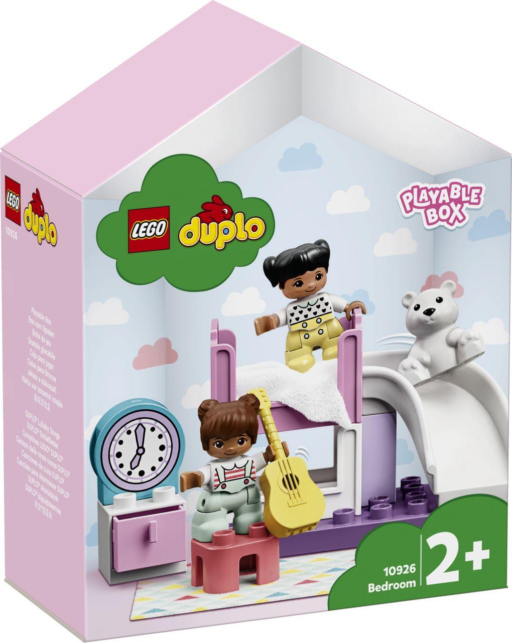 Duplo - quarto - 10926 - LEGO Duplo