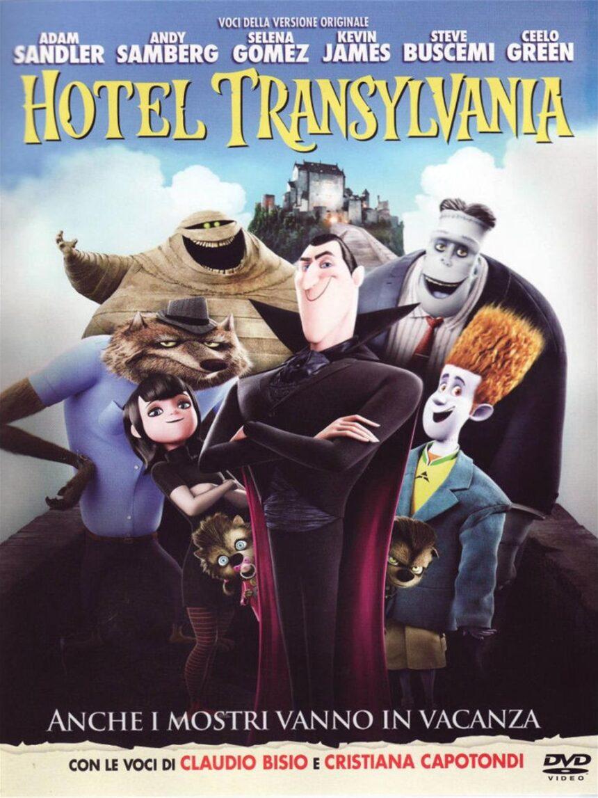 Dvd hotel transilvânia - Video Delta