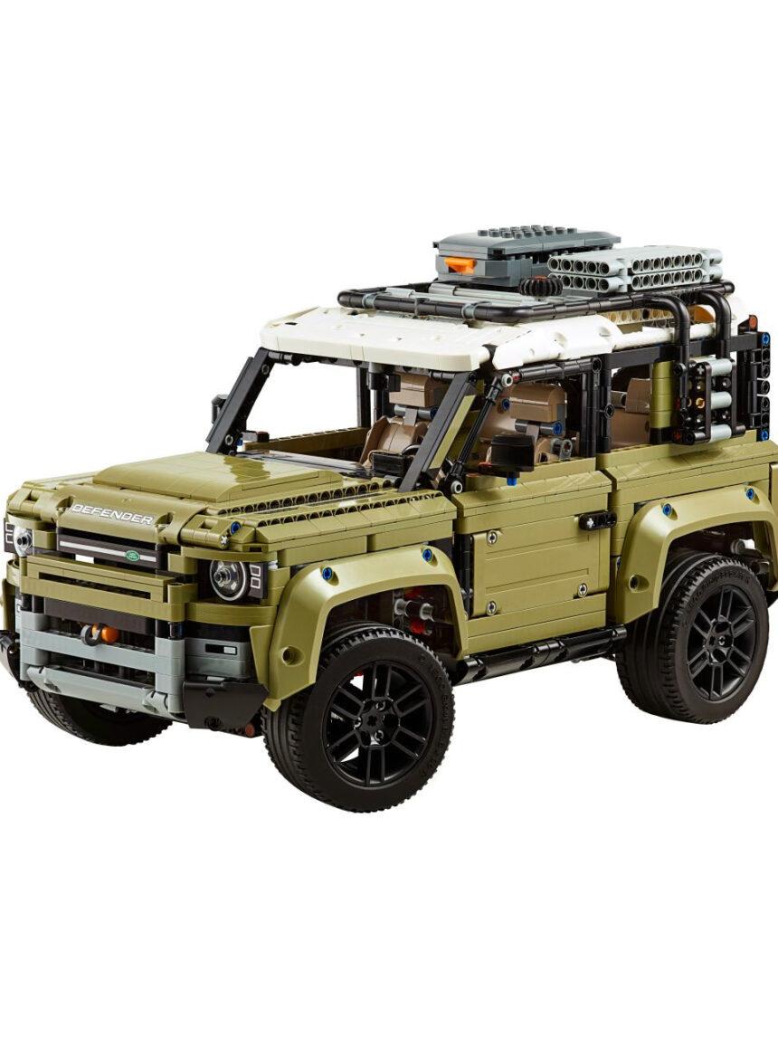 Técnica de lego - defensor de land rover - 42110 - LEGO