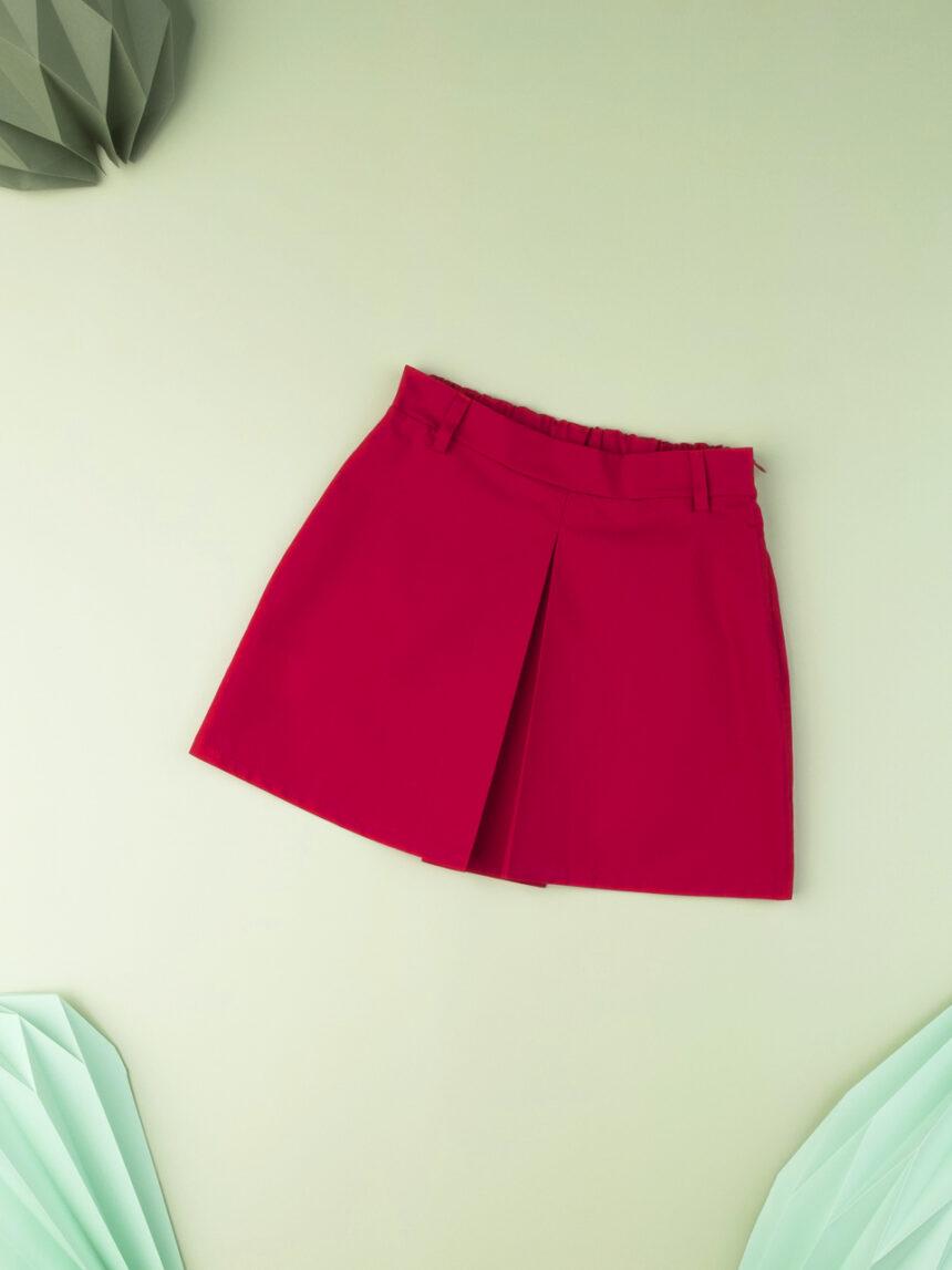 Vou pantalone criança menina vermelha - Prénatal