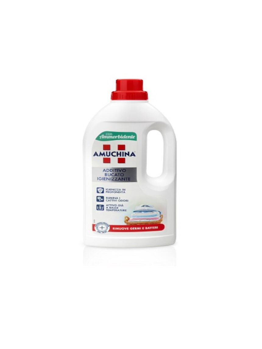 Amuchina desinfetante líquido aditivo 1 litro - Amuchina