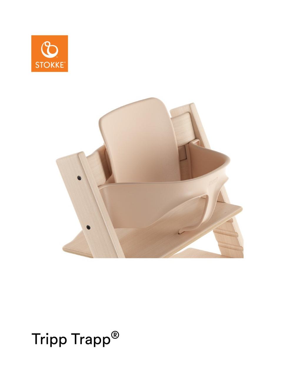 Conjunto para bebês stokke® por tripp trapp® - natural - Stokke