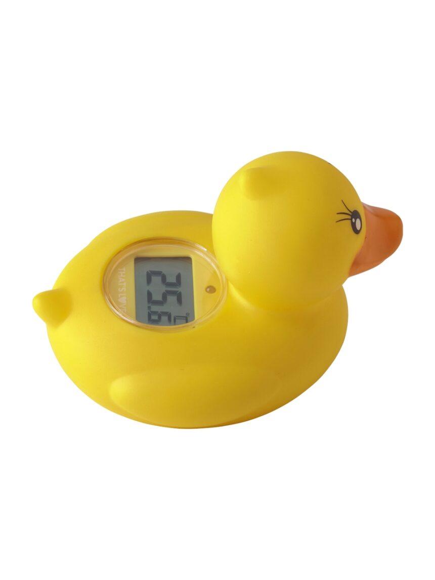 Termômetro de banho de pato - That's Love