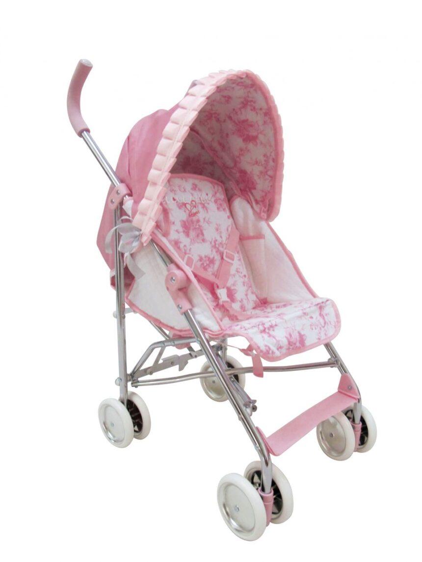 Love bebe - carrinho de passeio de luxo - Love Bebè