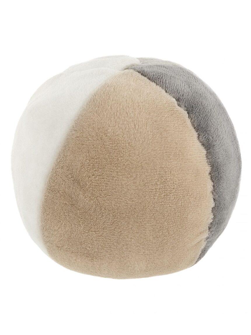 Chicco - bola doudou de urso de pelúcia macia - Chicco