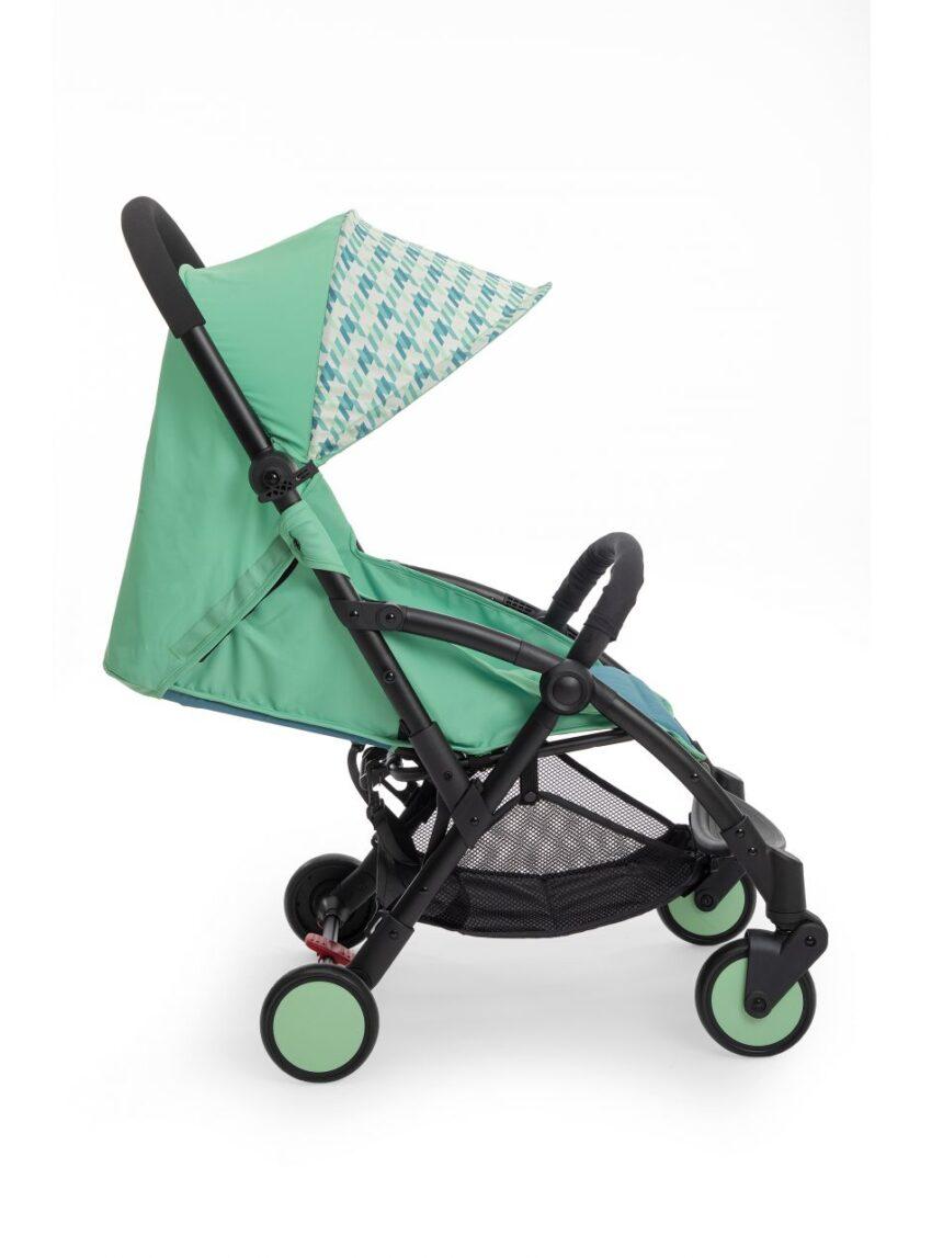 Carrinho verde veneza - Giordani