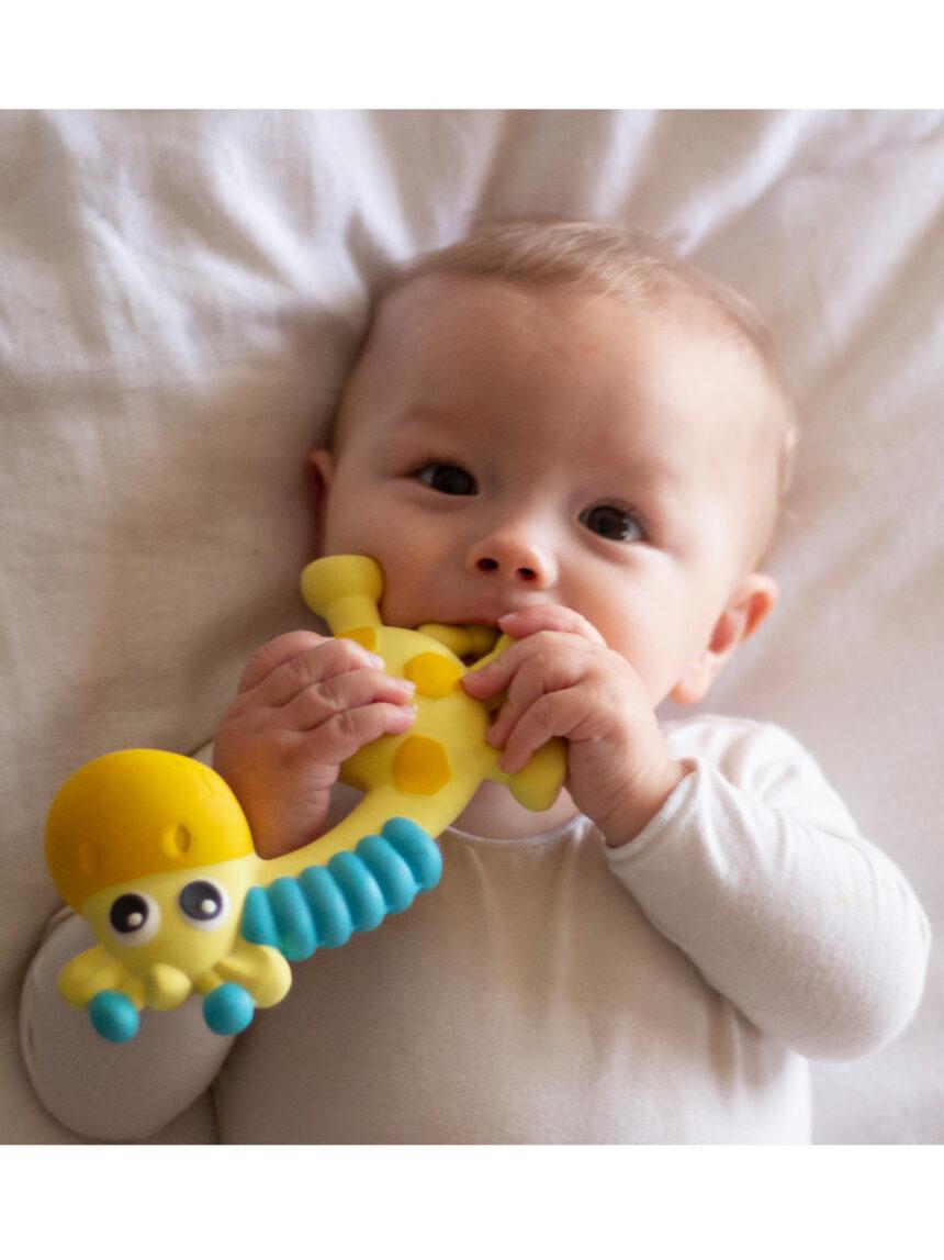 Playgro - chia e acalma o mordedor natural - Playgro