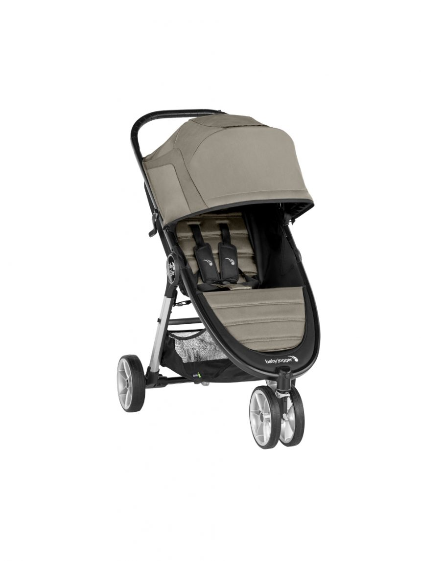 City mini2 3 rodas - sépia - Baby Jogger
