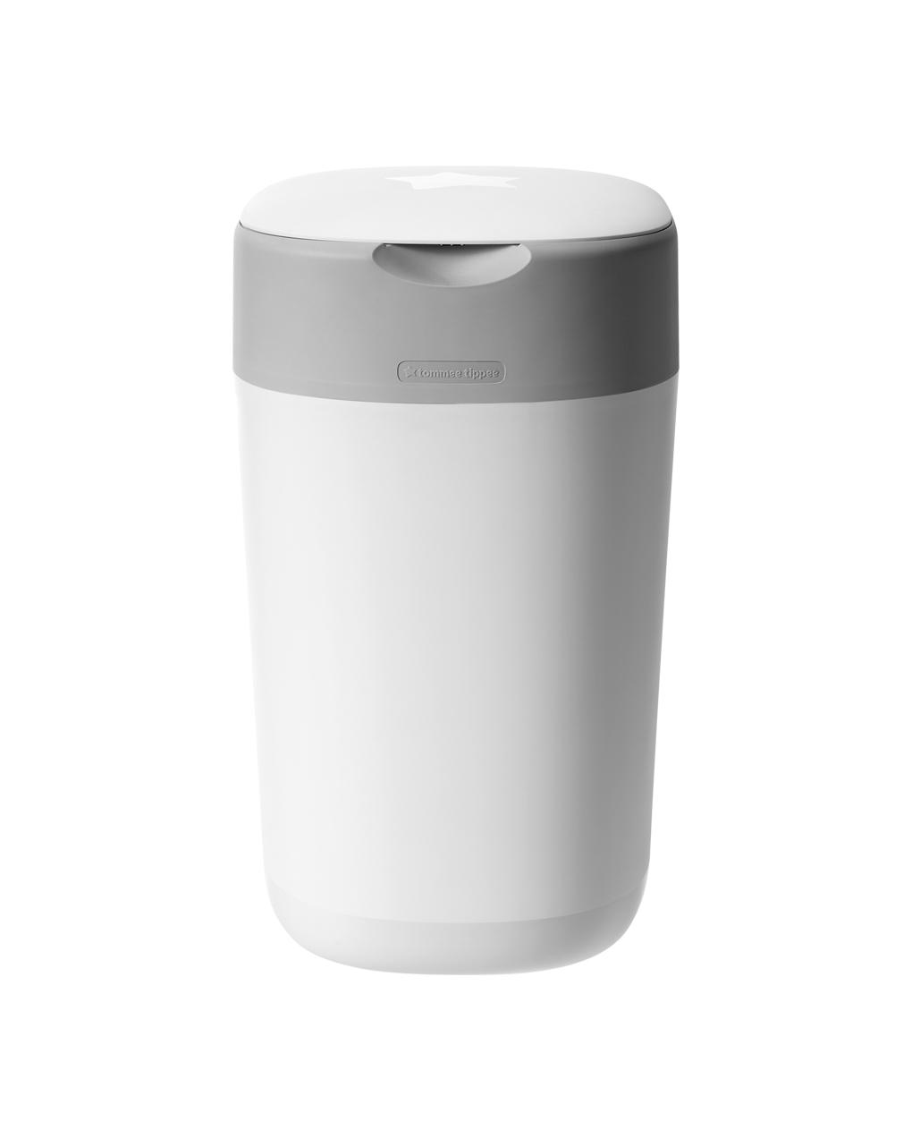 Girar e clicar no recipiente branco - Tommee Tippee