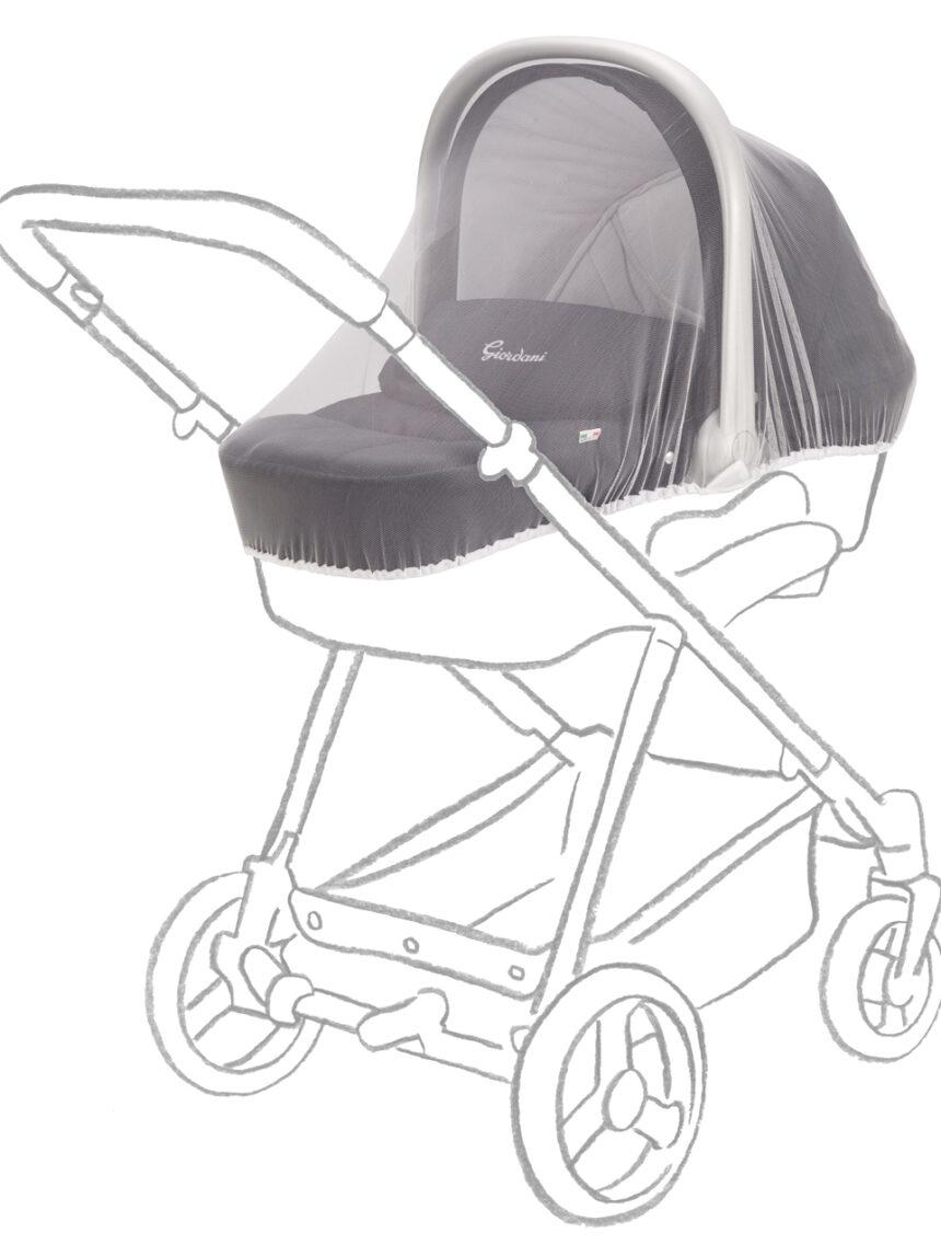 Rede mosquiteira para cadeira de rodas - Giordani