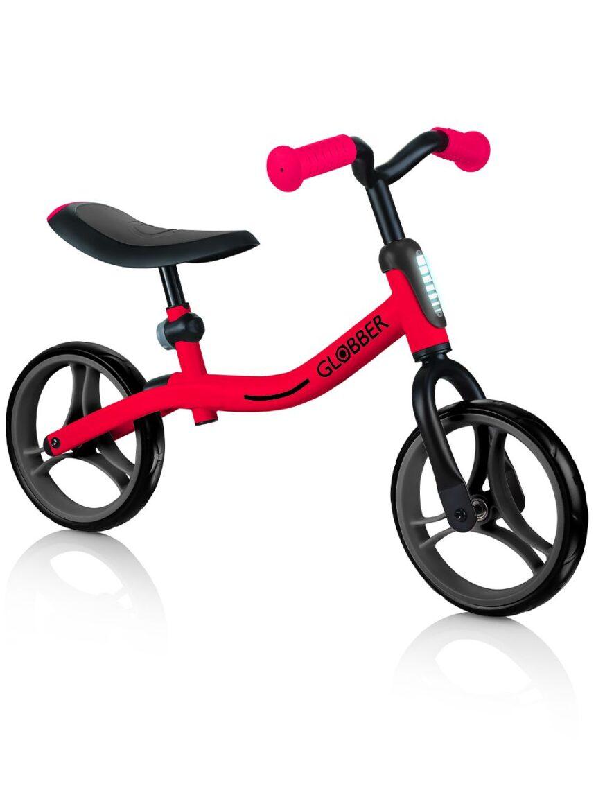 Globber - vá de bicicleta - novo vermelho - Globber