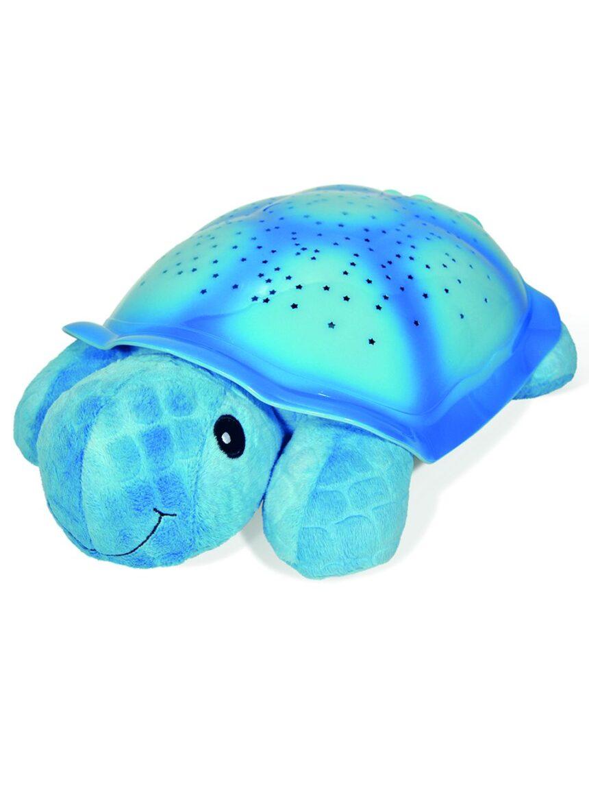 Nuvem b - tartaruga crepuscular - azul - Cloud B