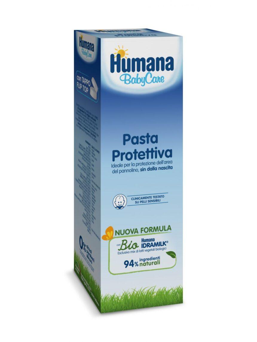 Tubo de pasta protetora 100 ml - Humana Baby Care