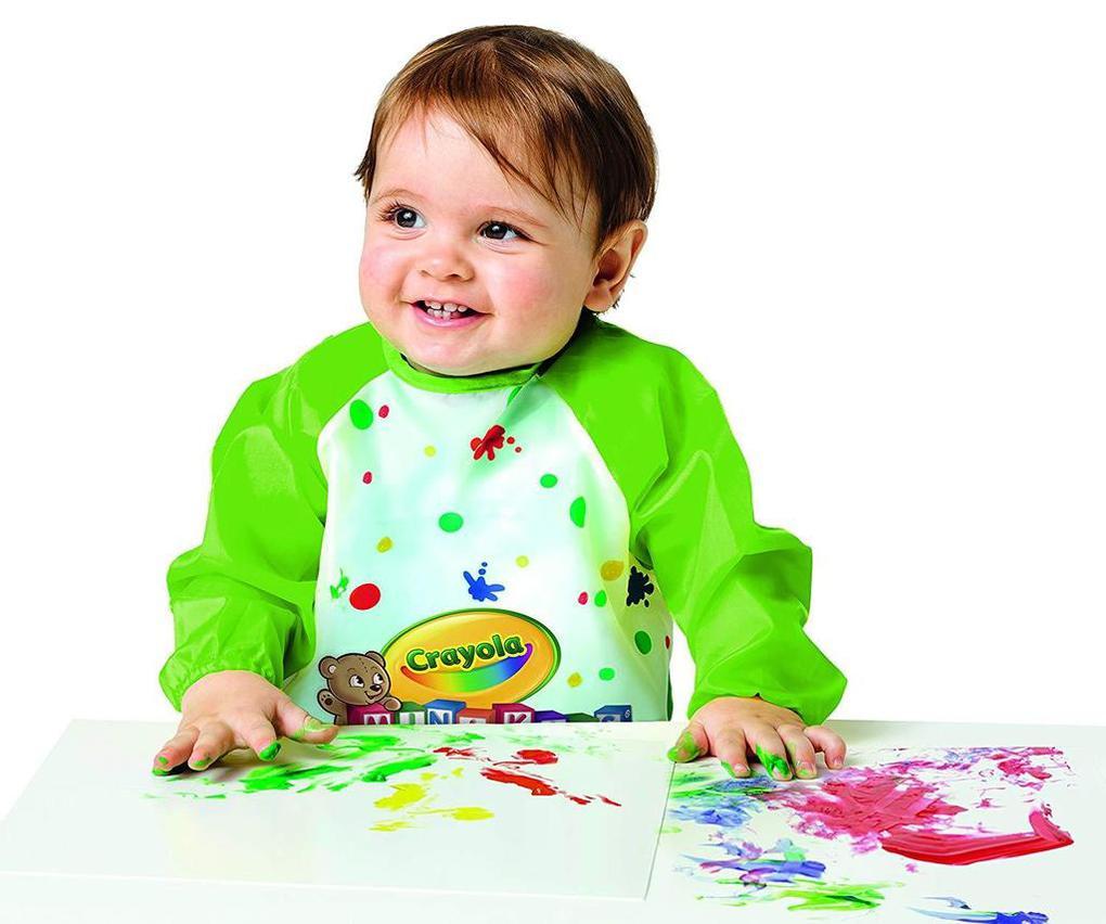 Crayola - mini avental infantil - Crayola