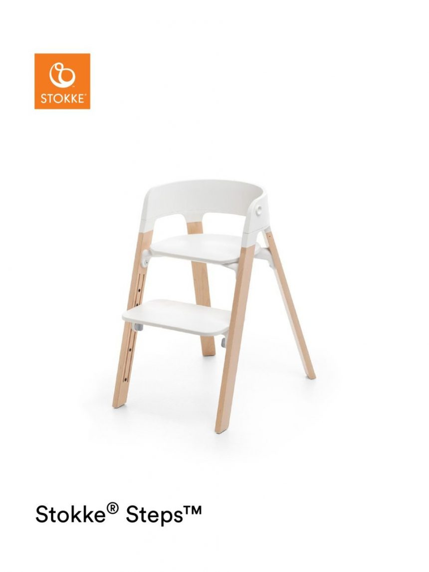 Stokke® steps ™ sedia - natural - Stokke
