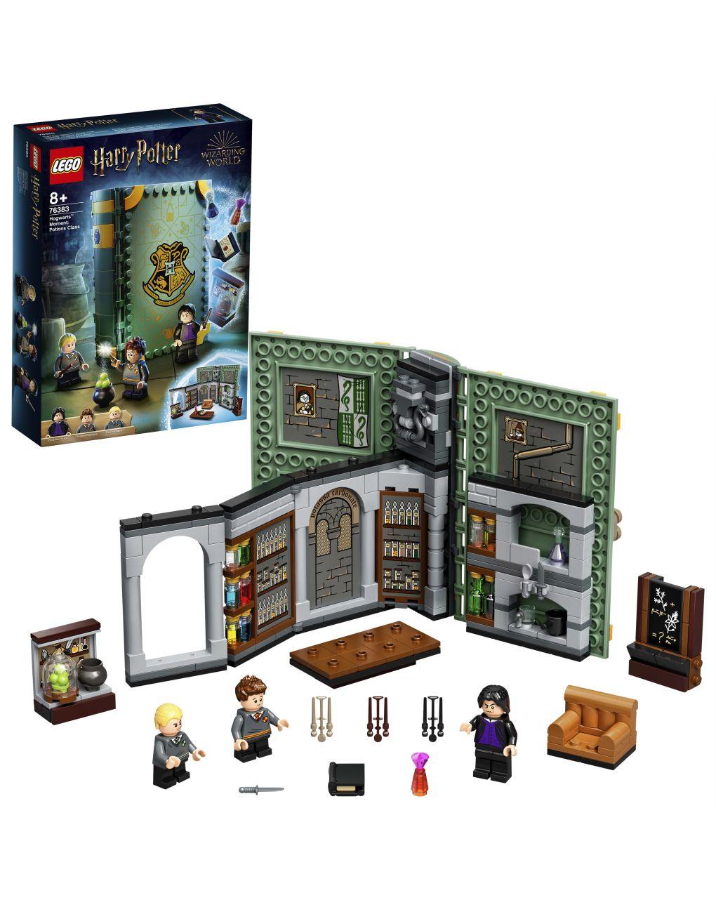 Lego harry potter tm - aula de poções em hogwarts ™ - 76383 - LEGO