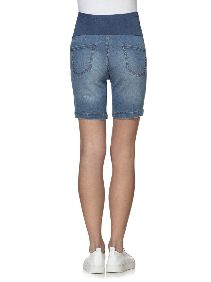 Shorts jeans curtos - Prénatal
