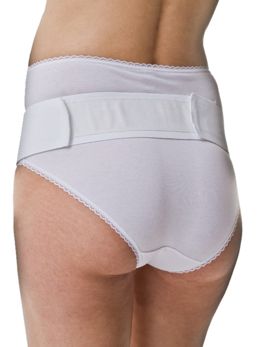 Banda branca de gravidez - Prénatal