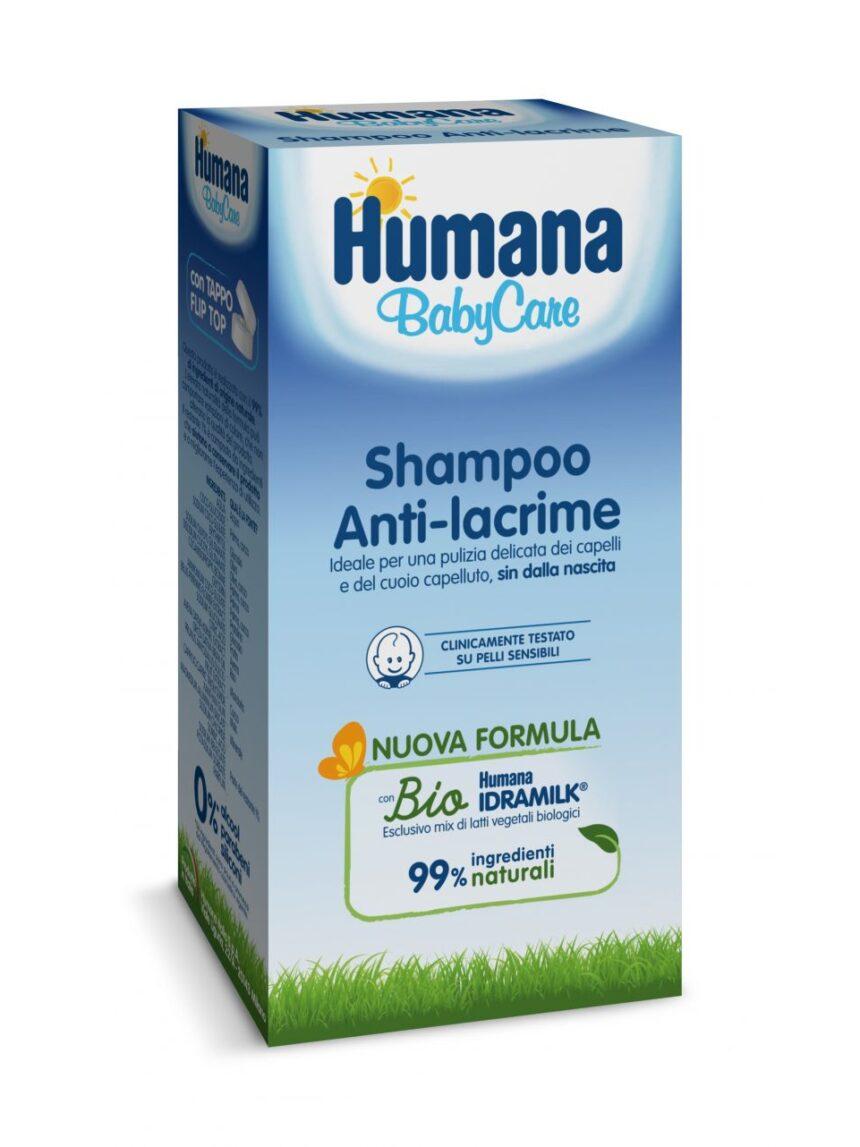 Shampoo anti-lágrima 200 ml - Humana Baby Care