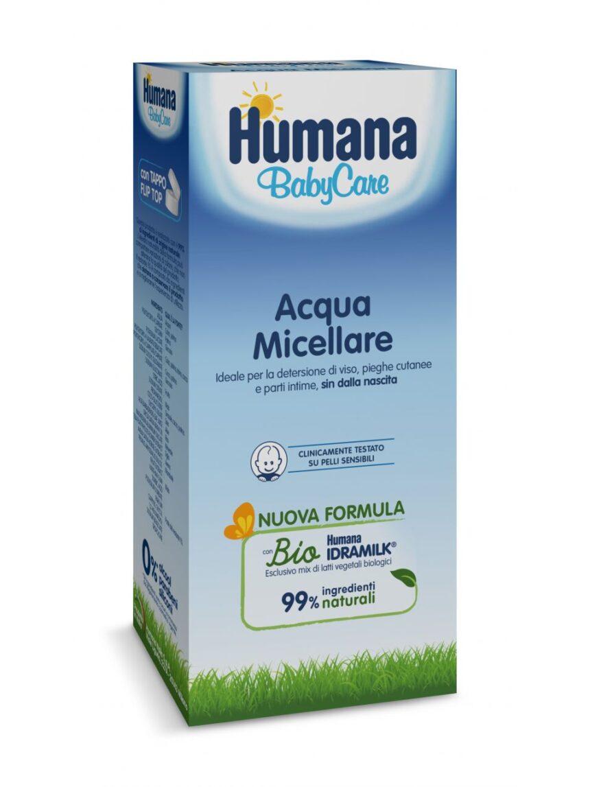 água micelar 300 ml - Humana Baby Care