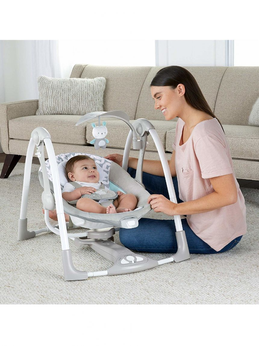 Altalena convertme swing 2em1 raylan - Ingenuity