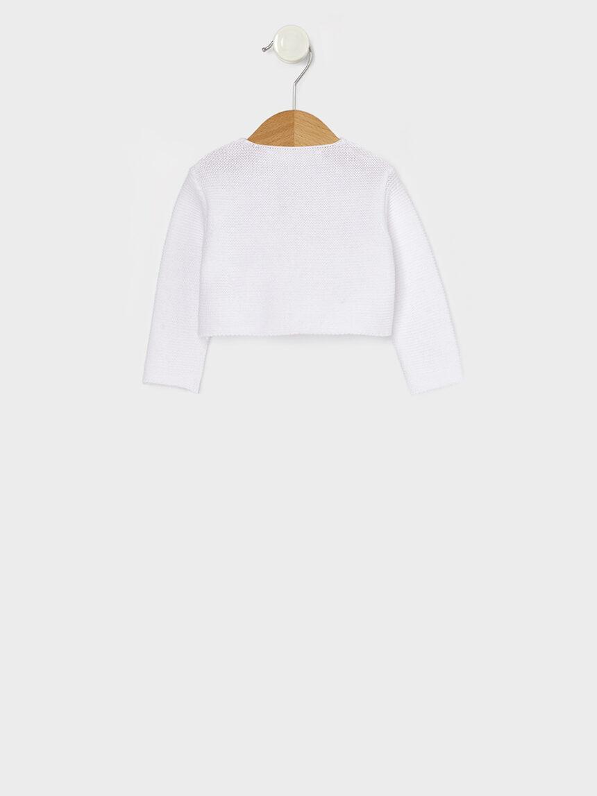 Cardigan de algodão tricot - Prénatal