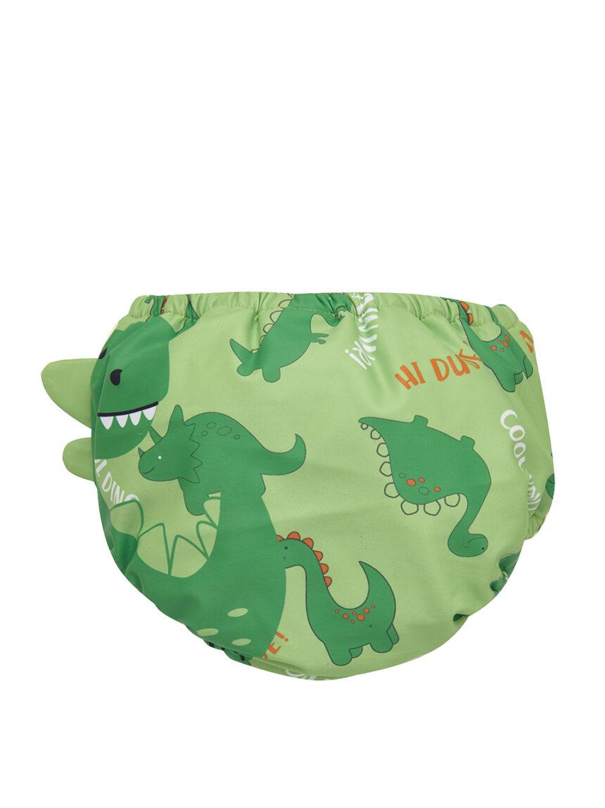 Traje anti-fuga com estampa de dinossauro - Prénatal