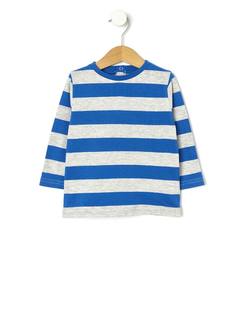 Camiseta listrada - Prénatal