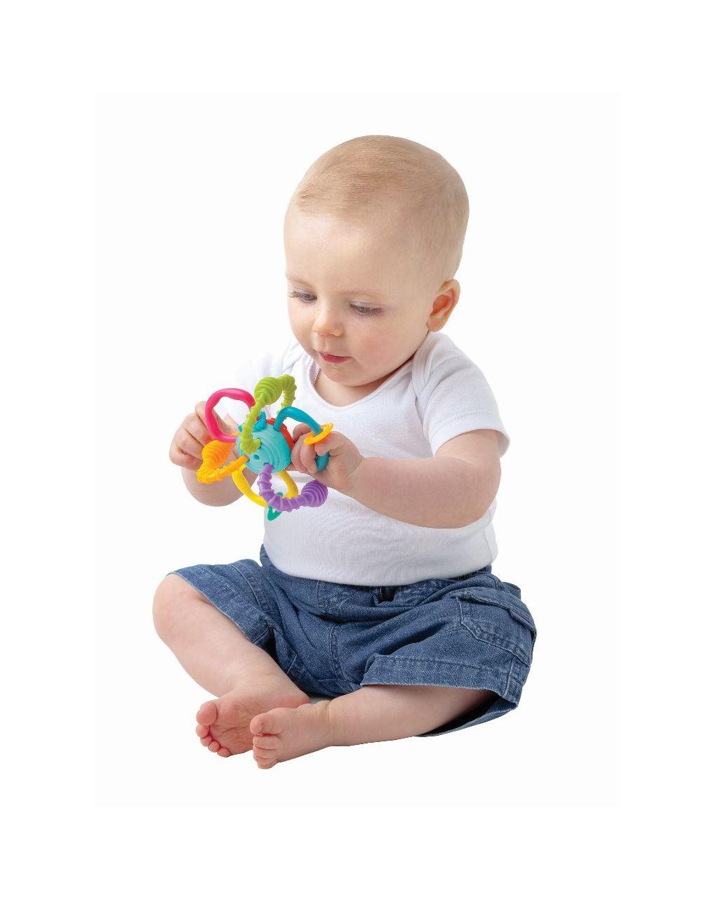 Playgro - dobrar e girar chocalho de dentição - Playgro