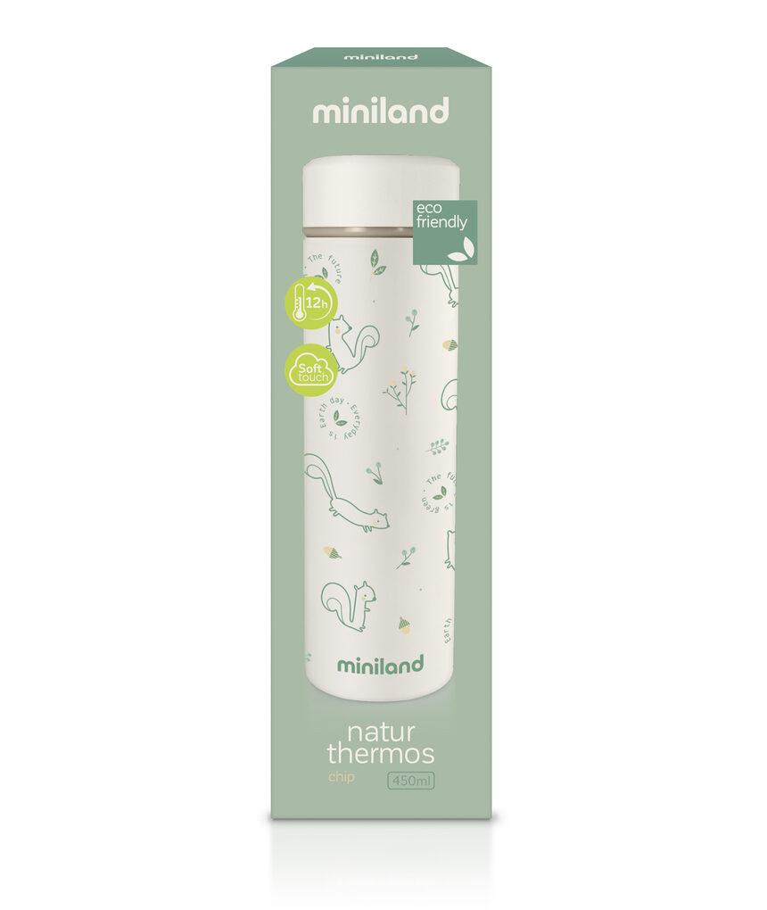 Chip de garrafa térmica natural 450ml - Miniland