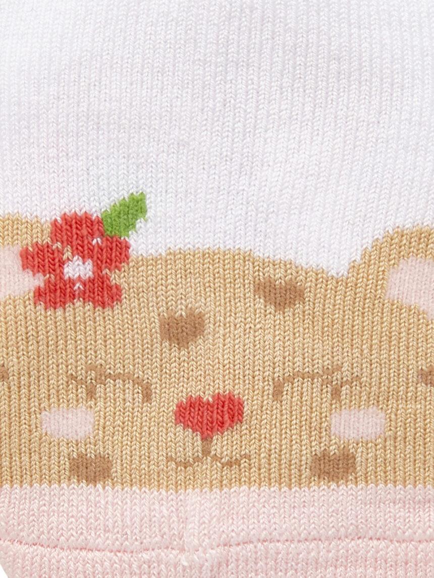Pacote de 2 pares de meias curtas - Prénatal
