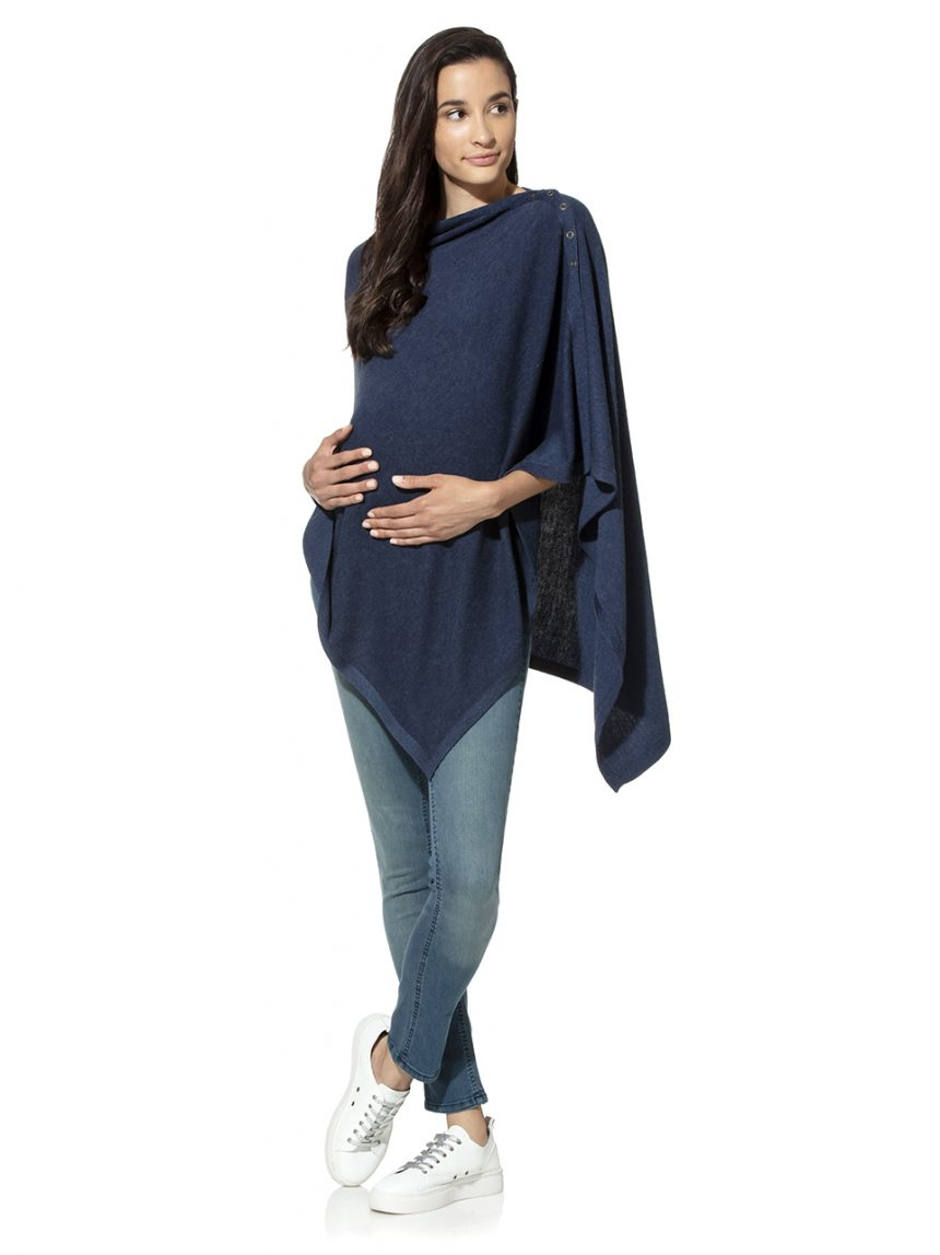 Capa maternidade com botões - Prénatal