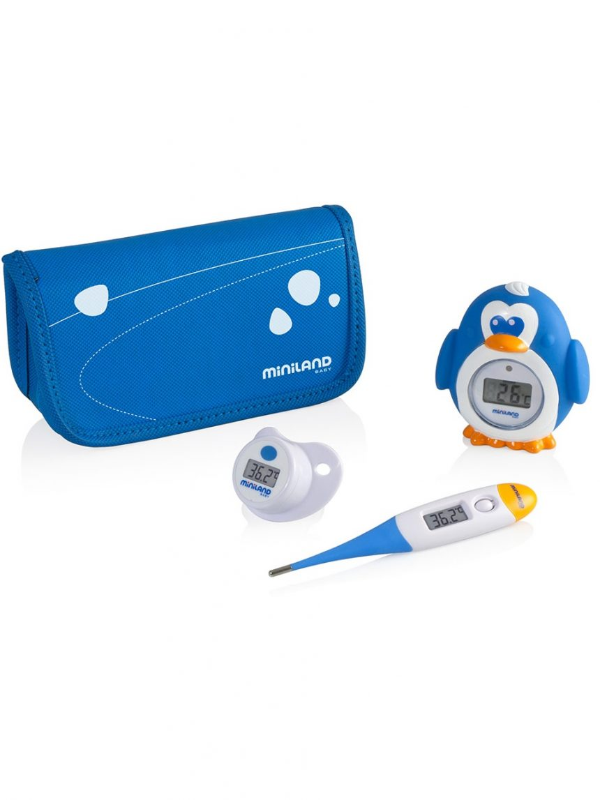 Definir termométricos - blu - Miniland