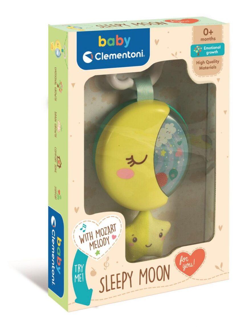 Clementoni bebê - lua sonolenta - Clementoni