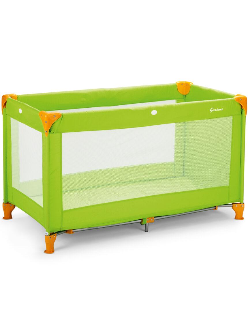 Viaje fácil cama verde - Giordani
