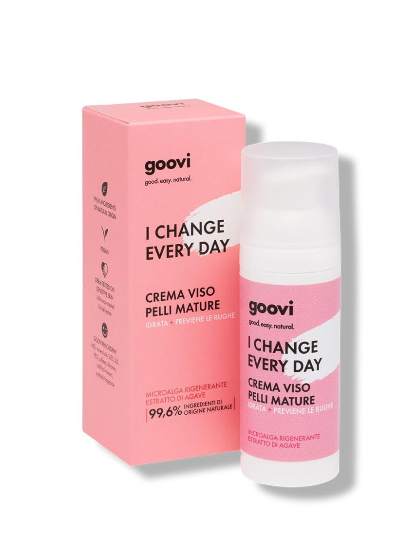 Creme facial para pele madura - 50 ml - Goovi