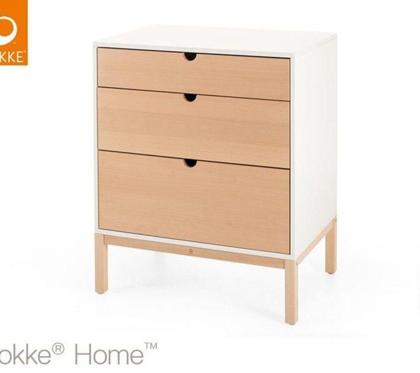 Estrutura para cômoda natural stokke® home ™ - Stokke