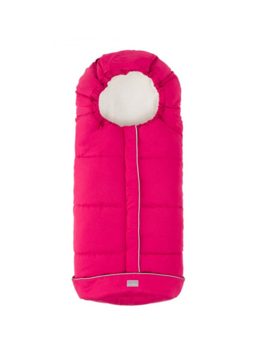 Bolsa de caminhada junior city bege rosa profundo - Nuvita