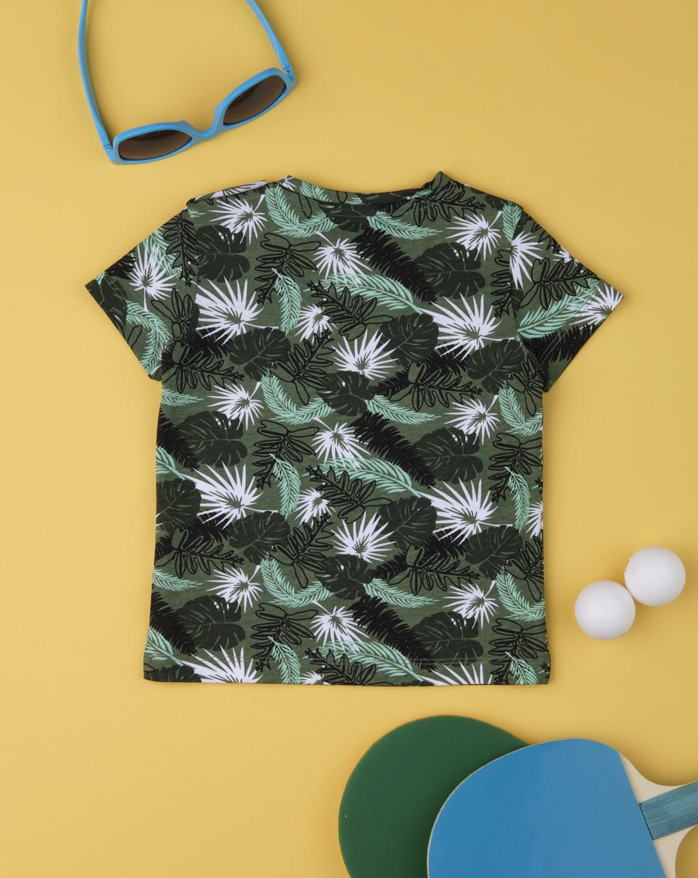 """T-shirt menino multicolorido """"mais legal"""" - Prénatal"""