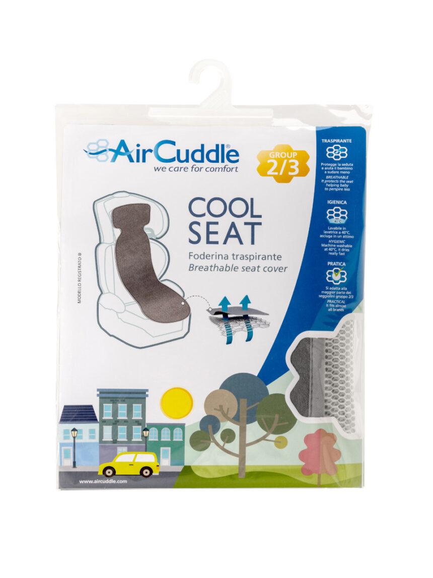 Grupo de cobertura de assento legal 2/3 areia aerodinâmica - AirCuddle