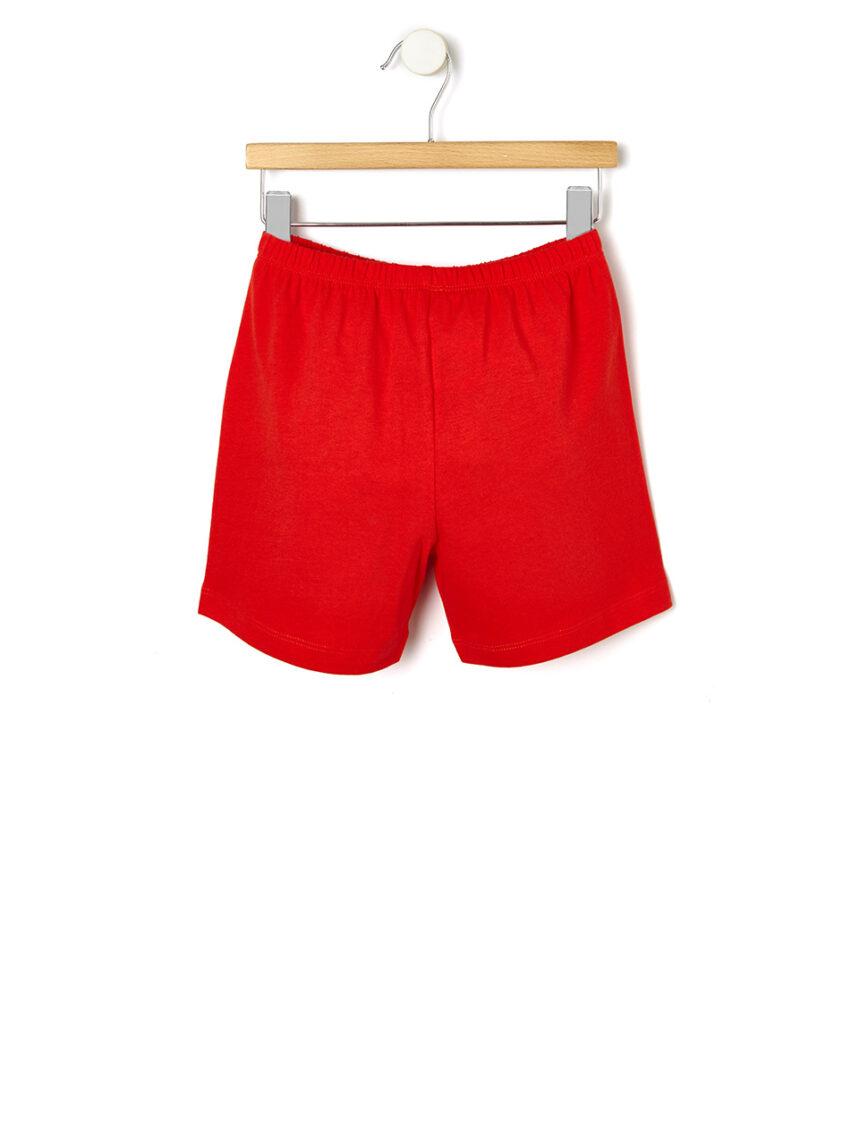 Pijama de 2 peças com estampa de tubarão - Prénatal