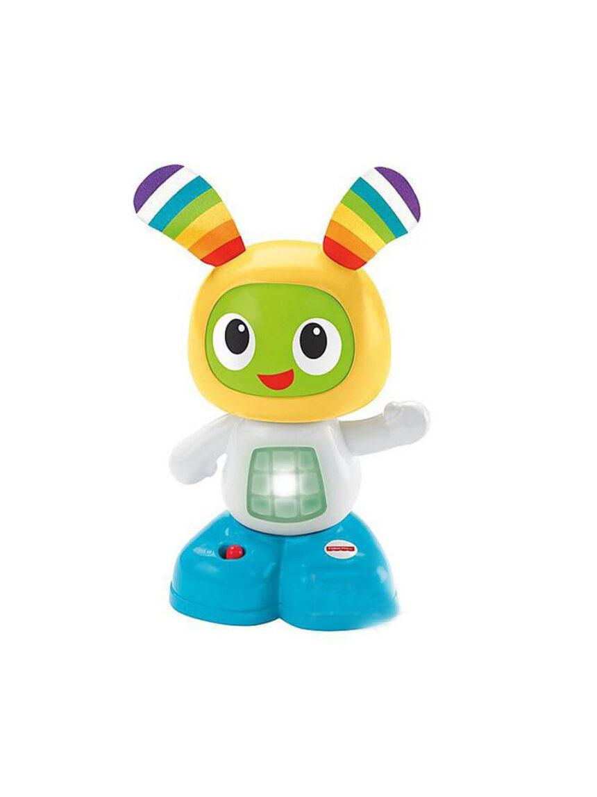 Fisher price - mini dançarinos de robôs, brinquedo de desenvolvimento infantil com canções, frases - Fisher-Price