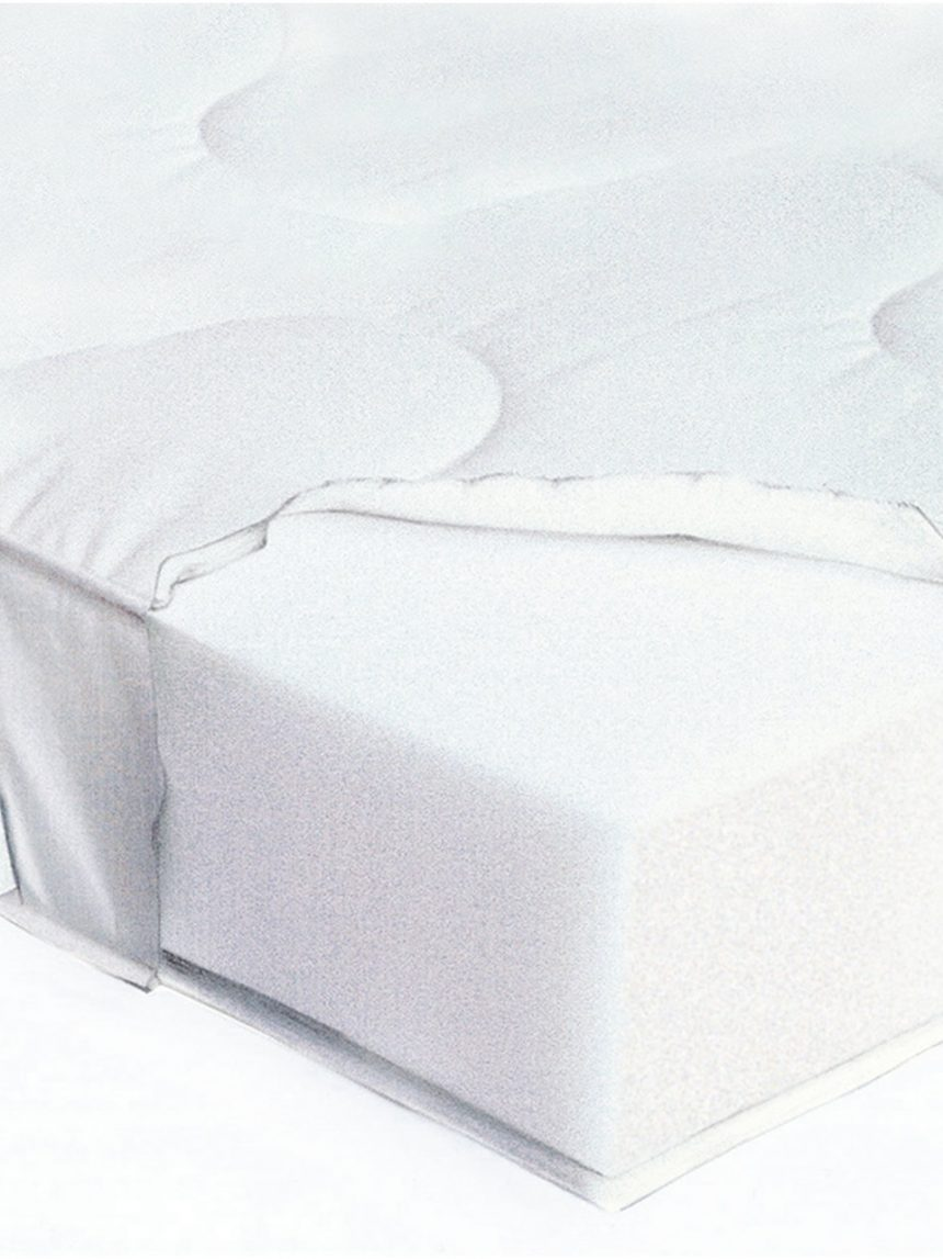 Colchão acolchoado com capa removível 120x60 - Giordani